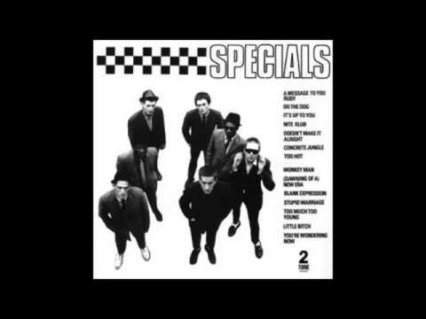 The Specials   FULL ALBUM
