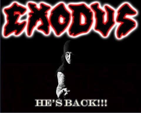 Exodus Congratulates Billy Boldt on his 7th year with Thrash Zone!