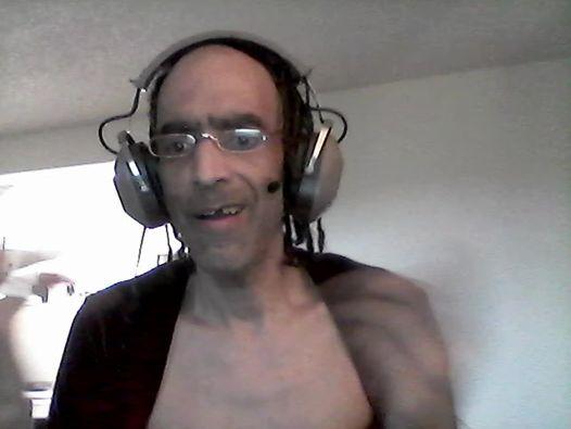 Punkrockracy's Naked DJ