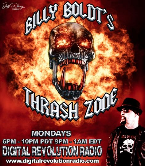 Digital Revolution Radio https://www.digitalrevolutionradio.com/
