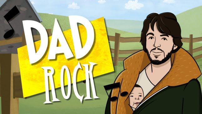 A Brief History of Dad Rock