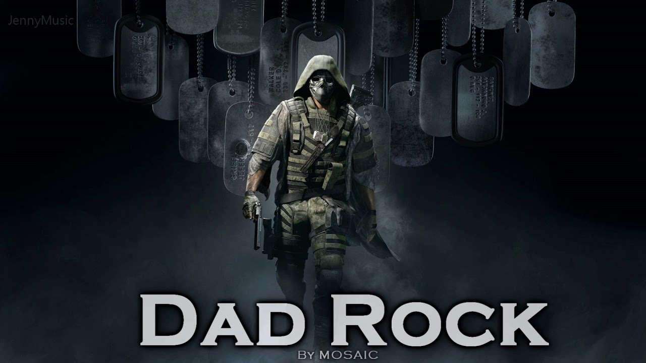 "EPIC ROCK | ""Dad Rock"" by MOSAIC"
