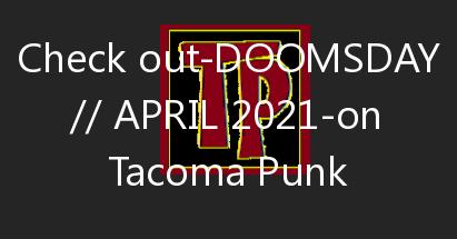 Doomsday // April 2021