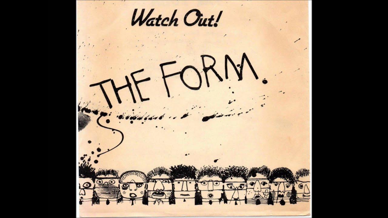The form – London underground UK punk 1980