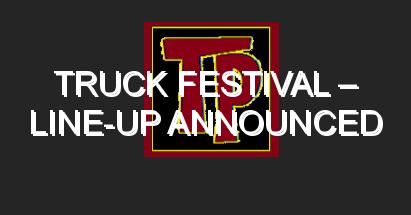 Truck Festival – line-up announced