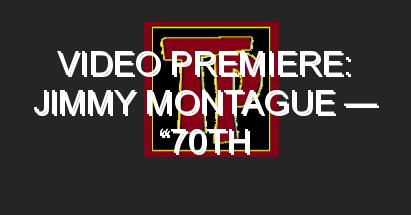 """Video Premiere: Jimmy Montague — """"70th Avenue Hustle"""""""