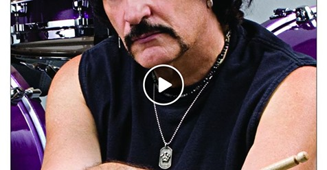 A true rock legend Carmine Appice drummer of so many great bands like Rod Stewart, Jeff Beck, Pat Travers, Ted Nugent, V…