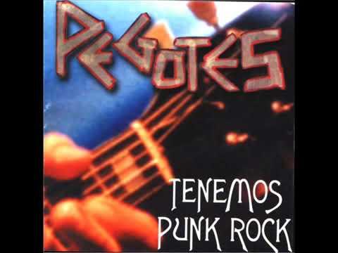 Pegotes – Tenemos punk rock (Full Album) (2000)