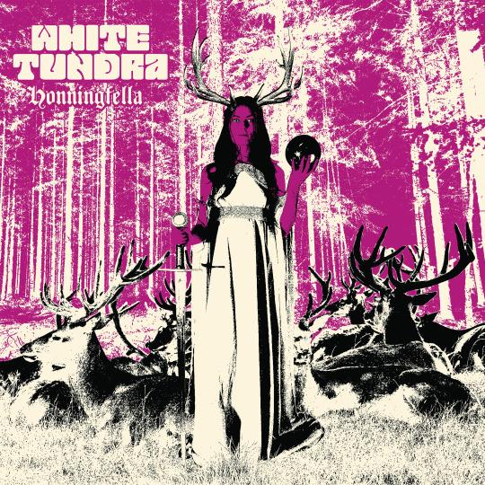 White Tundra Summon Gritty Stoner Vibes On New 7″