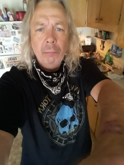 Our friend Max Sterling Rockin his new Innocents Torn shirt! Thank you for supporting us Max! Looking good man!