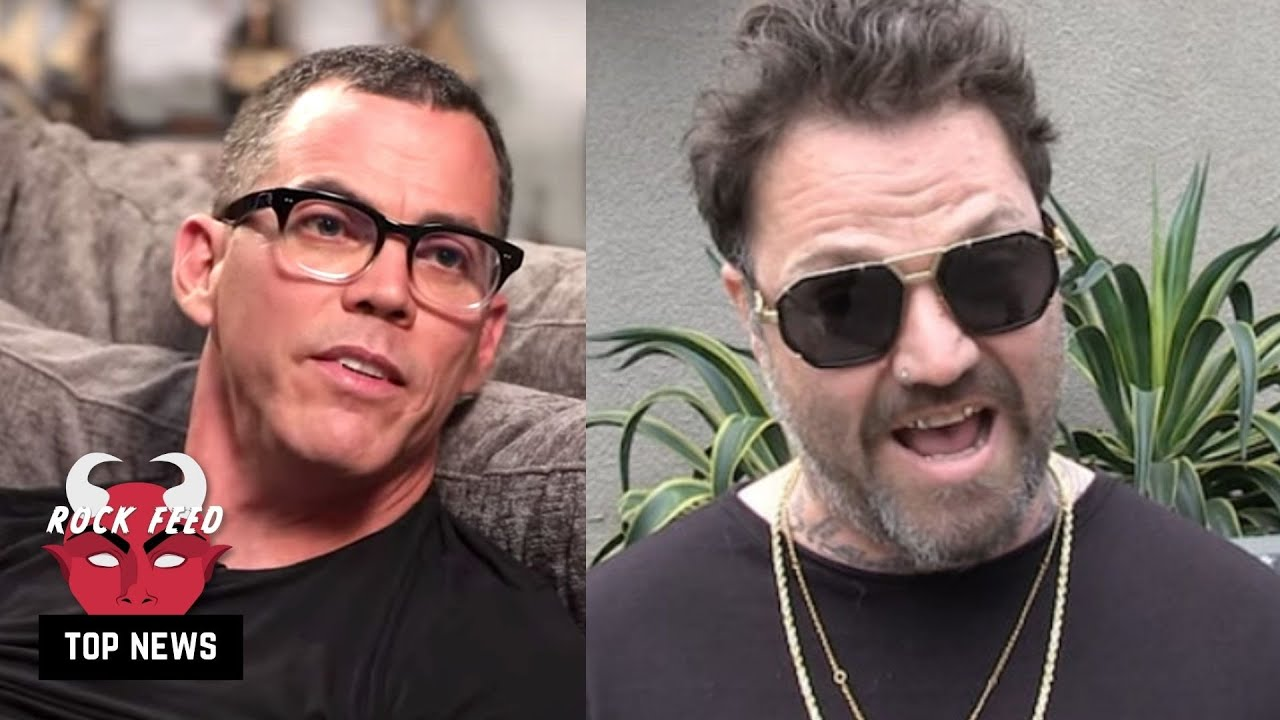 Steve-O Calls Out Bam Margera After Blaming Jackass Cast For His Firing