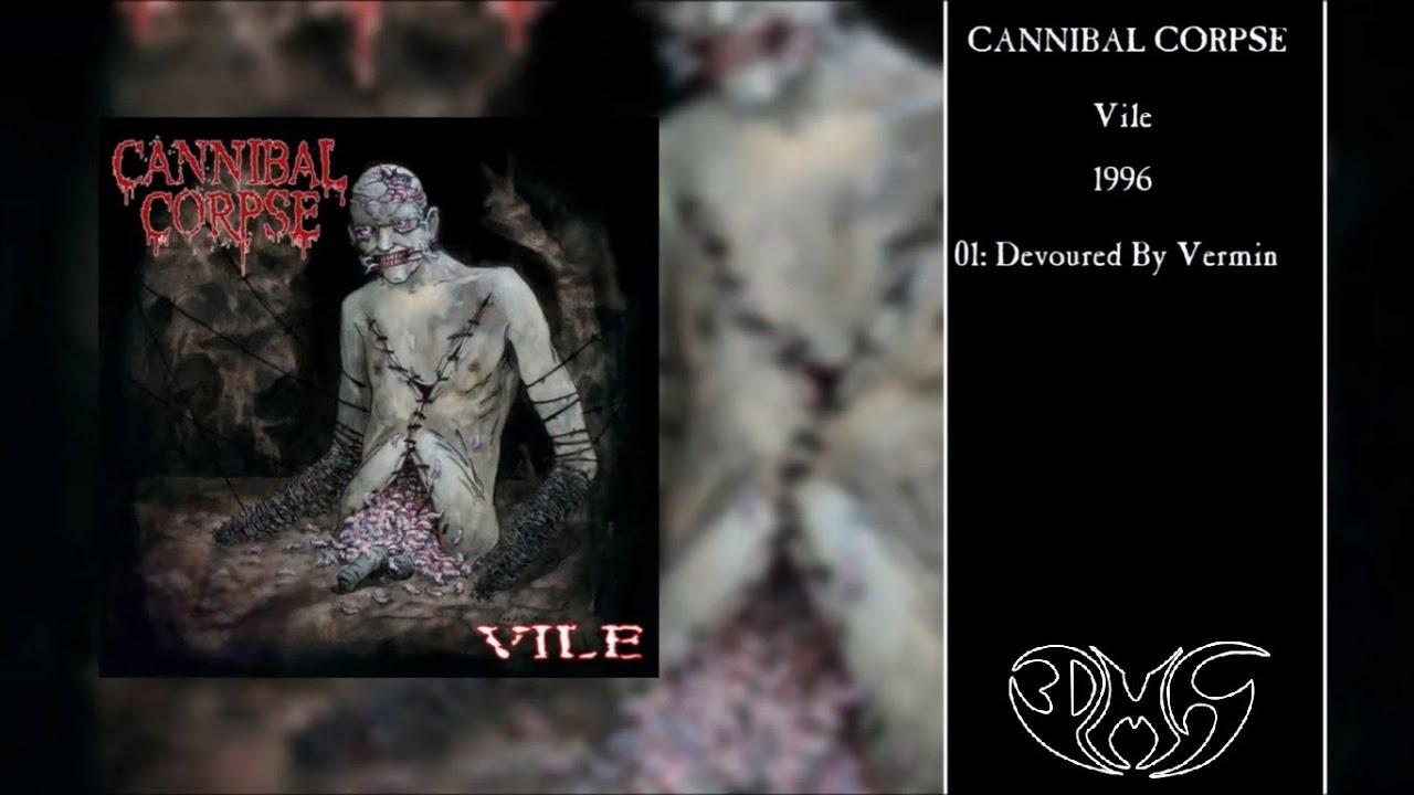CANNIBA̲L̲ CORPS̲E̲ Vil̲e̲ (Full Album) 4K/UHD