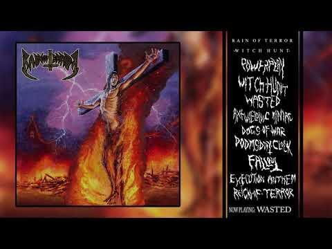 Rain of Terror – Witch hunt (Full Album, 2021)