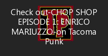 CHOP SHOP Episode 1: Enrico Mariuzzo