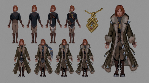 Caleb outfit designs! 🔥A bit fewer variations since the amazing…