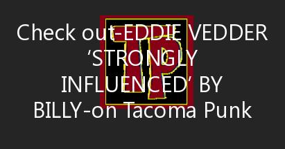 Eddie Vedder 'Strongly Influenced' By Billy Corgan