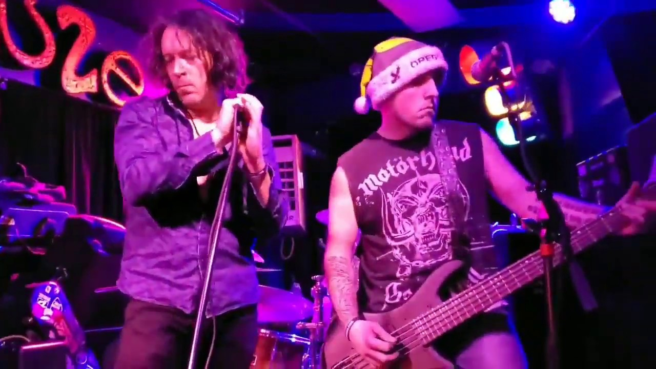 Drastic Down – Riding High – Live @ The Funhouse, with L.A. Guns 11/30/19