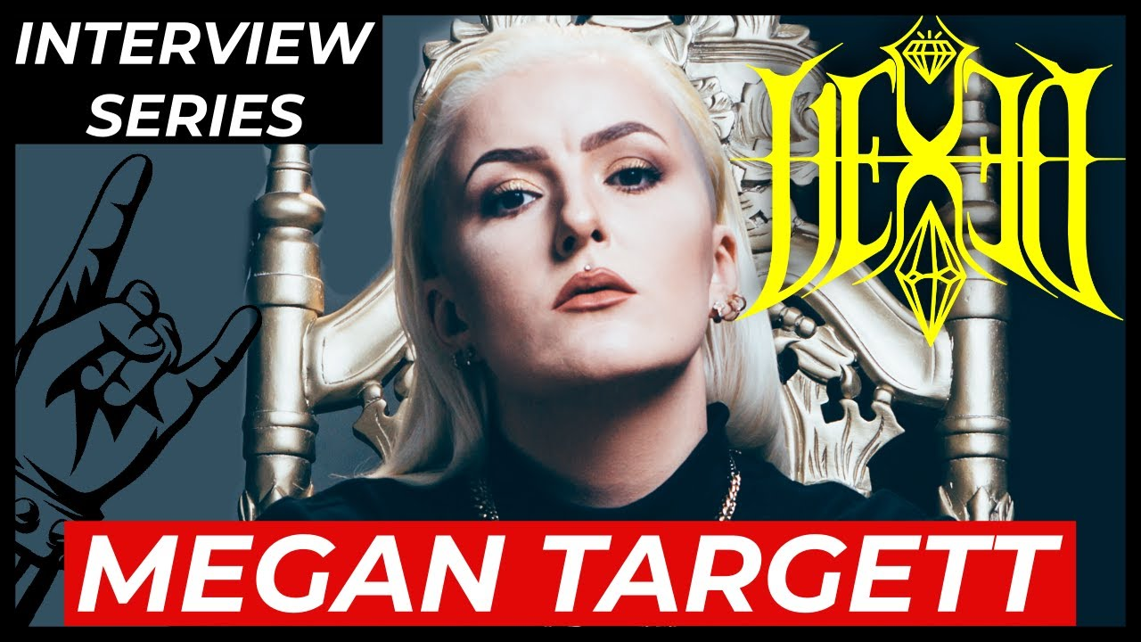 VEXED – Megan on CULLING CULTURE, band reaction to fame, METAL & more