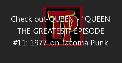 """QUEEN – """"Queen The Greatest"""" Episode #11: 1977 """"We Will Rock You"""", Part 1: Rocking The World; Video"""
