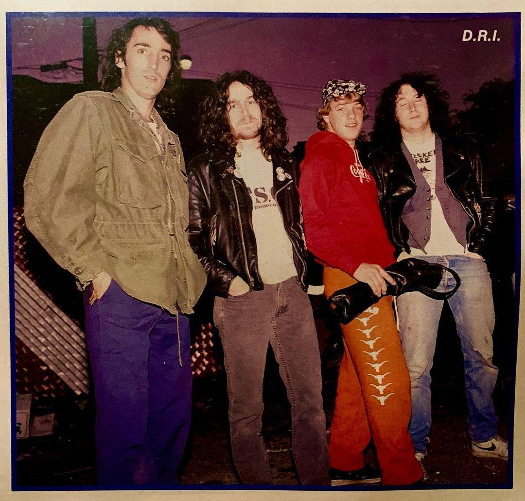 OLD SCHOOL 1987 . .  #thrashzone #thrashmetal #pleasuretothrash #thrash_metal #thrashmetalmusic #thrashmetalband #thrash…