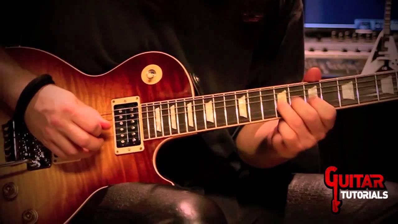 Symphony of Destruction (Megadeth) – Solo – Performance by Enrico Mariuzzo