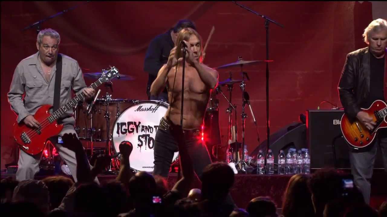 N°1 – Iggy and The Stooges -Raw Power (Live Pression Live au Casino de Paris 2012)
